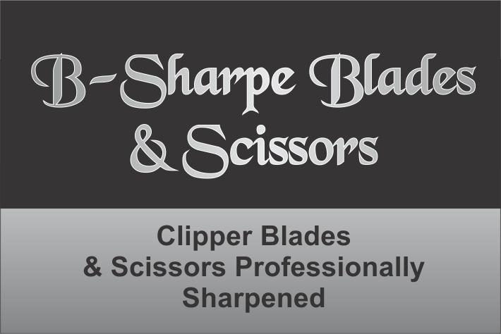 B-Sharpe Blades & Scissors