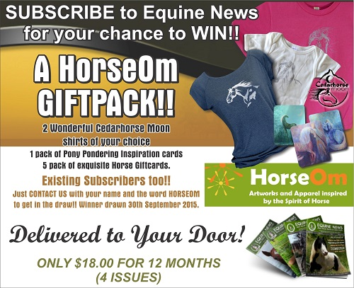 HORSEOM SUBSCRIPTION FORM--500