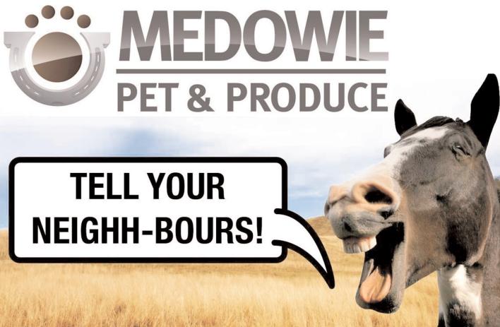 MEDOWIE  PET & PRODUCE