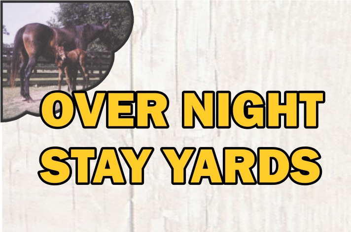 Over Night Stay Yards