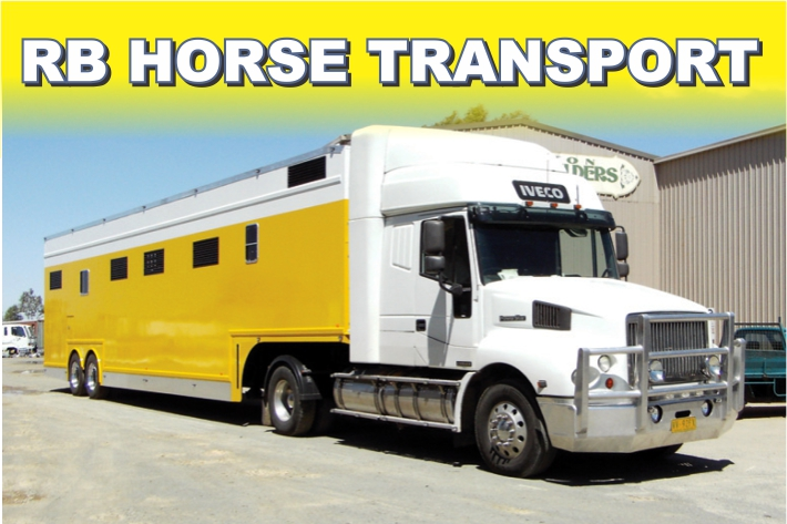 RB  HORSE  TRANSPORT