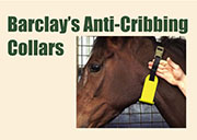 Barclays Anti-Cribbing Collar