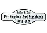 Hadlow & Sons Pet Supplies And Stockfeeds