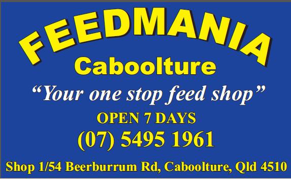 FEEDMANIA Caboolture