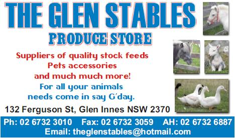 The Glen Stables