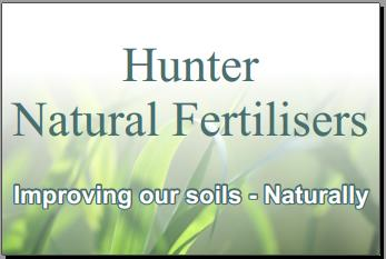 Hunter  Natural  Fertilisers