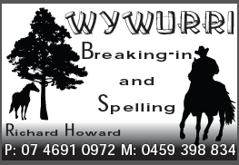 Wywurri Breaking-in and Spelling