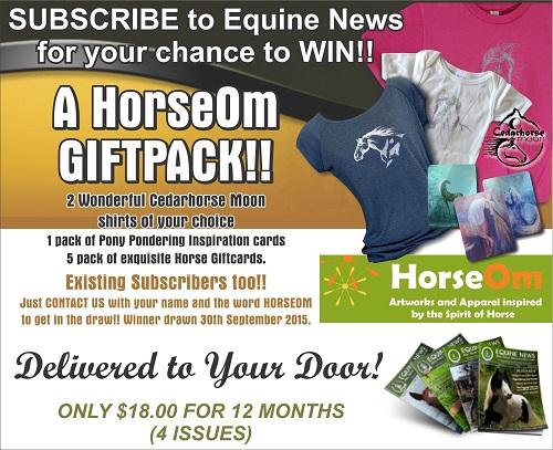 Horseom Gift Pack Equinenews Com Au